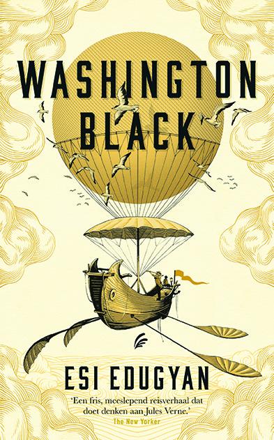 Signatuur - WASHINGTON BLACK